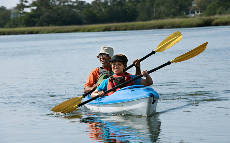 Who Should Sit In Front In A Tandem Kayak